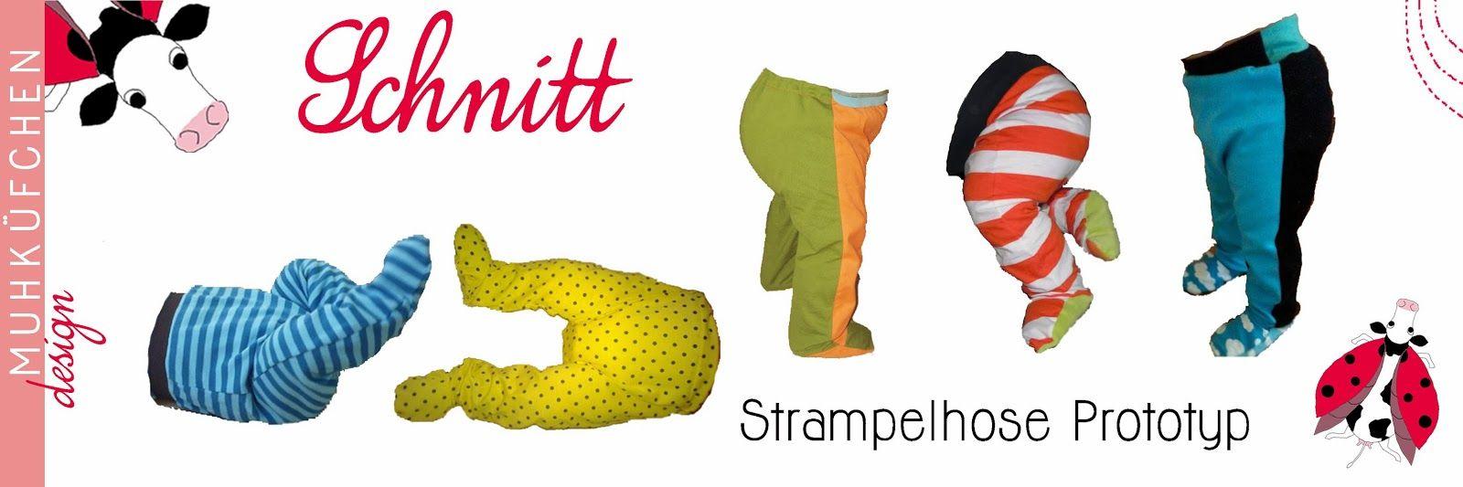 kostenloses Schnittmuster - Strampelhose mit Füßen 56 - 86 ...