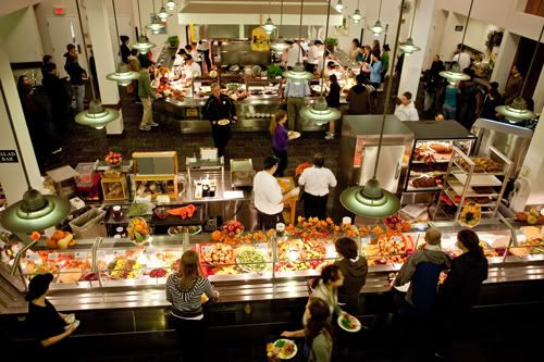 The top 10 college dining halls college dining and college planning the top 10 college dining halls ccuart Gallery