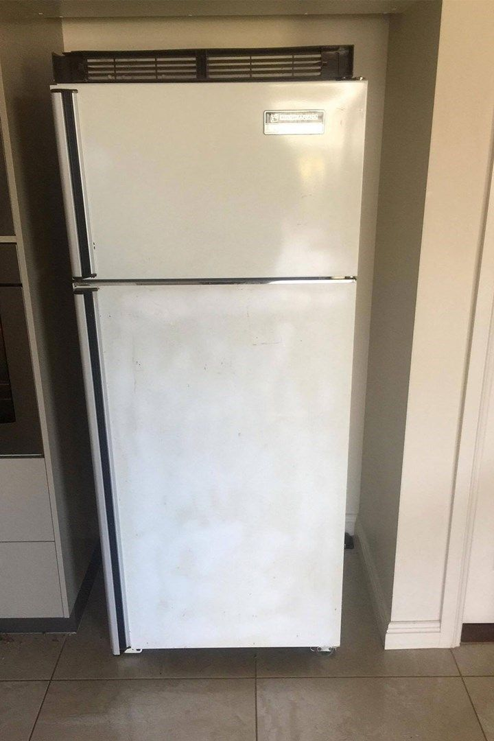 Inexpensive Room Separators Exit Coper: The $5 Kmart Hack That Transformed This Fridge