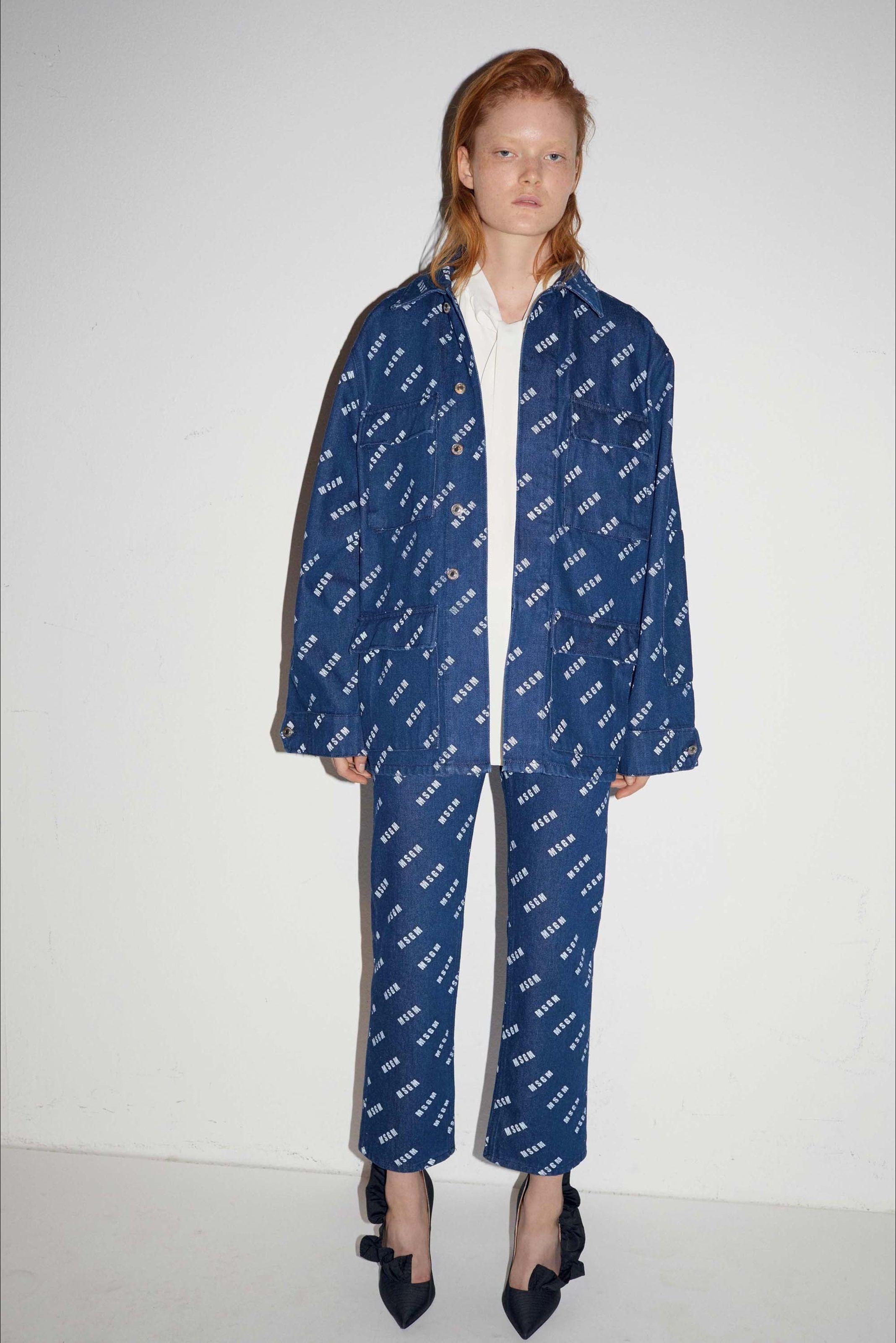 11076b5dcd Guarda la sfilata di moda MSGM a Milano e scopri la collezione di ...