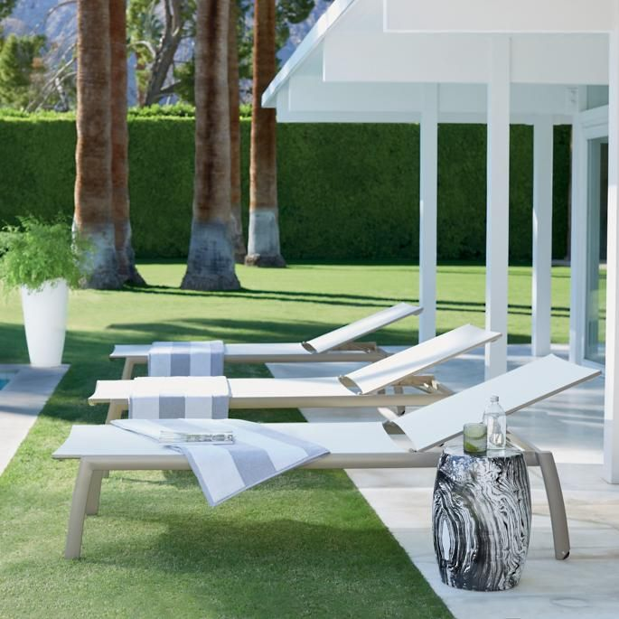 Fine Newport Set Of Two Chaise Lounge Chairs Lounge Chairs Alphanode Cool Chair Designs And Ideas Alphanodeonline