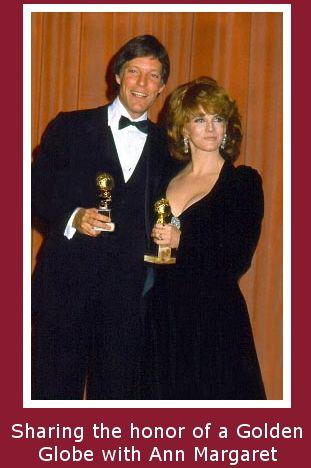 Richard Chamberlain Golden Globe Award 1984