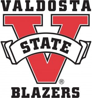 Valdosta State Blazers Ncaa Division Ii Gulf South Conference Valdosta Georgia Valdosta State Valdosta College Logo