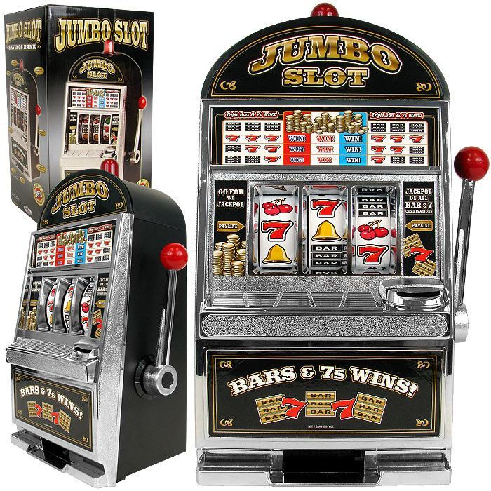 Game In Casinos With Pulled Lever