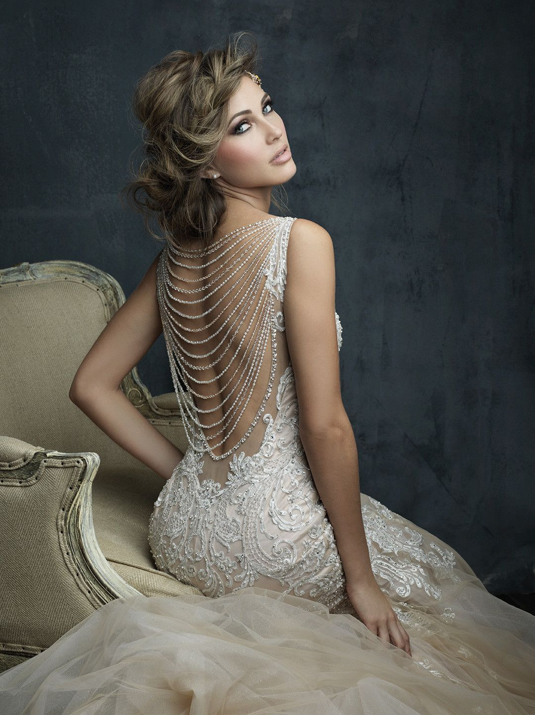 Allure j bridal gown accessory in products pinterest