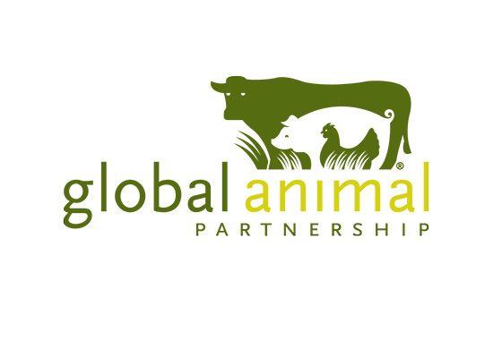 P Global Animal Partnership Logo P Farm Animals Animal Logo Animals