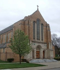 Detroit Church Blog: Our Lady Queen of Angels