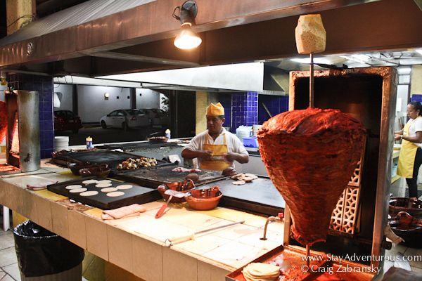A Mexican Must Tacos Al Pastor Tacos Al Pastor Mexican Food Recipes Food