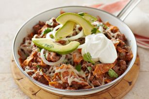 Beef Chilaquiles recipe