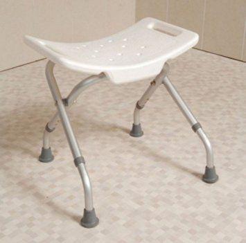 Foldable Shower Stool 19 35
