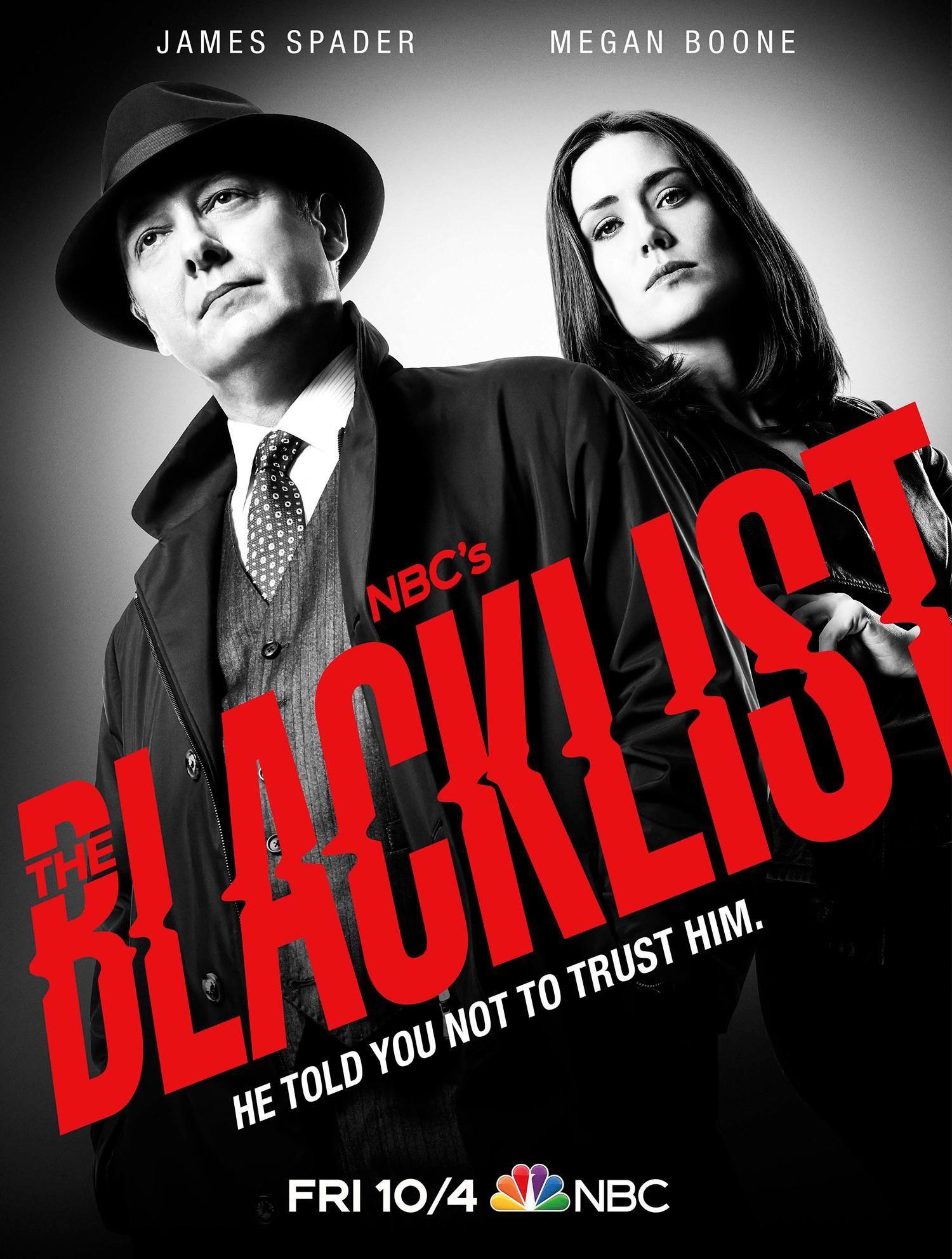 Theblacklist Season 7 Promo James Spader The Blacklist Season 7