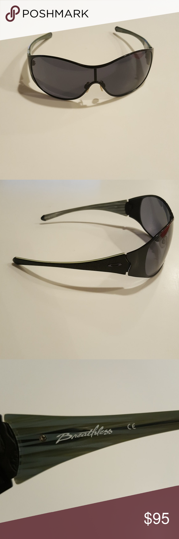 bbc17e55ac Oakley breathless sunglasses Excellent condition and still lots of love to  give! Oakley Accessories Sunglasses