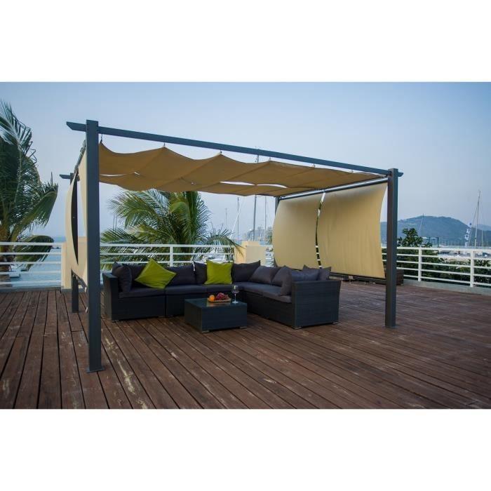 solde pergola abri de jardin brico depot tonnelle pour terrasse pas cher meilleur de de. Black Bedroom Furniture Sets. Home Design Ideas