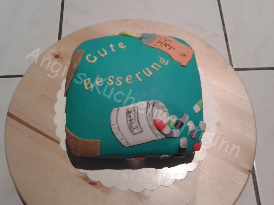 Gute besserung kuchen meine torten cake desserts und food for Gute und gunstige kuchen