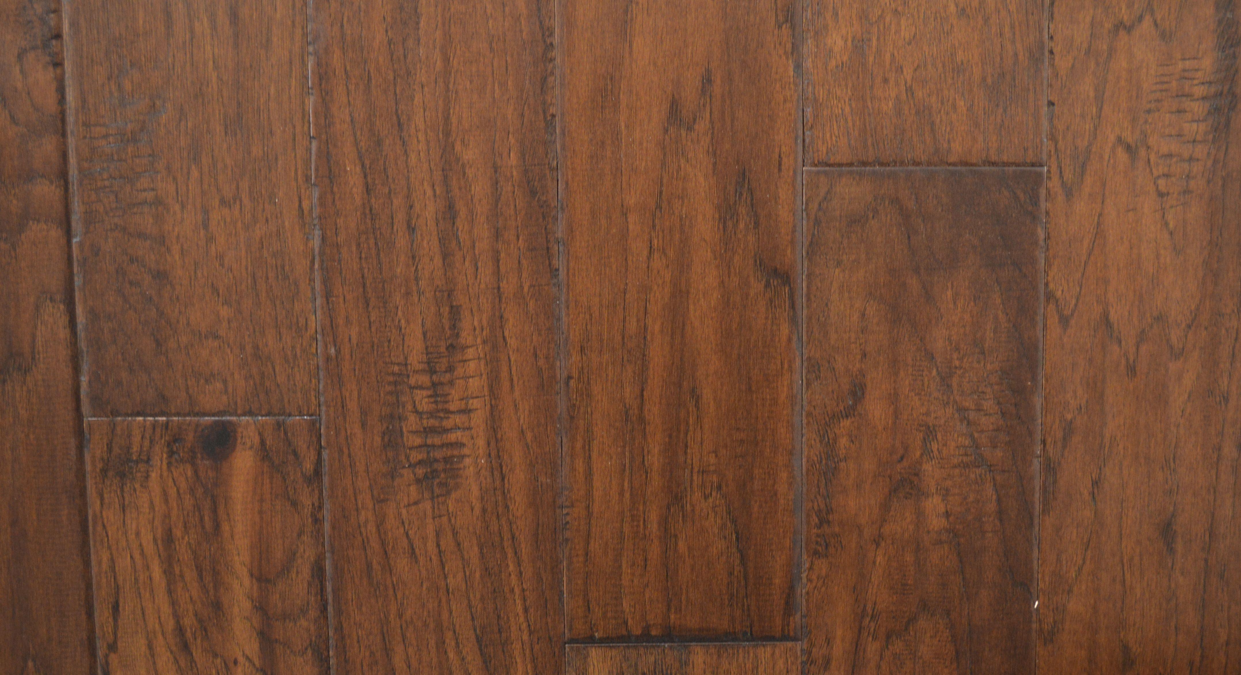 Weatherby 5 Mocha Hickory Level 1 Wood Floors Flooring