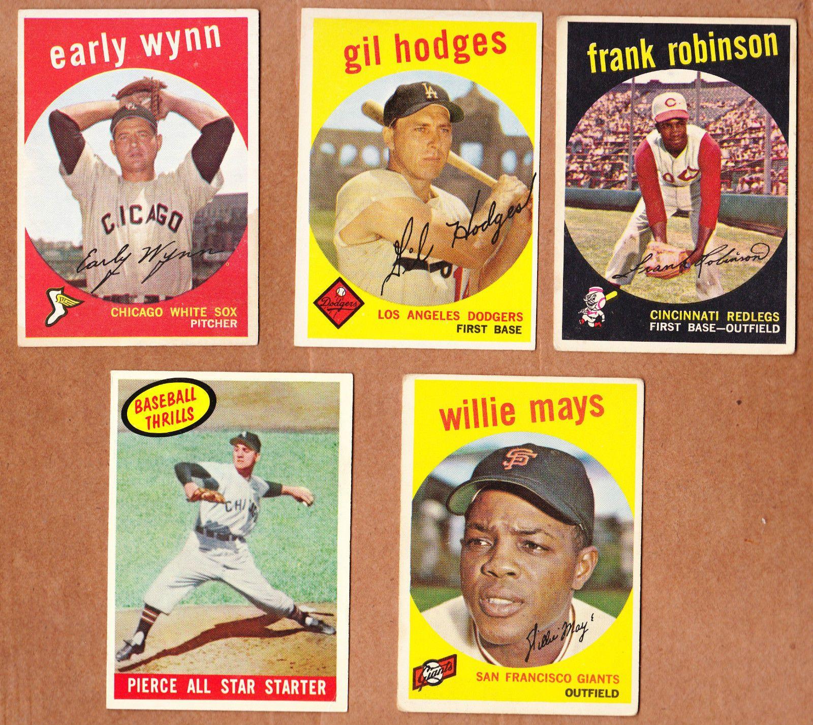 1975 topps baseball cards full set