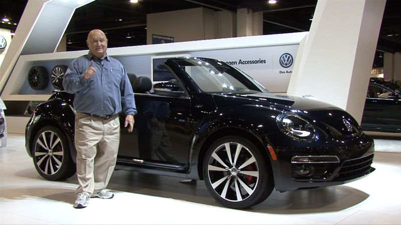 Volkswagen Display at the 2014 Denver Auto Show