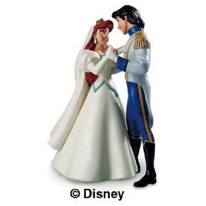 I believe I already have figurines of Ariel and Eric in their ...