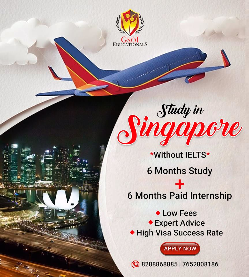 Pin by GSOI Educationals on Study Visa Ielts