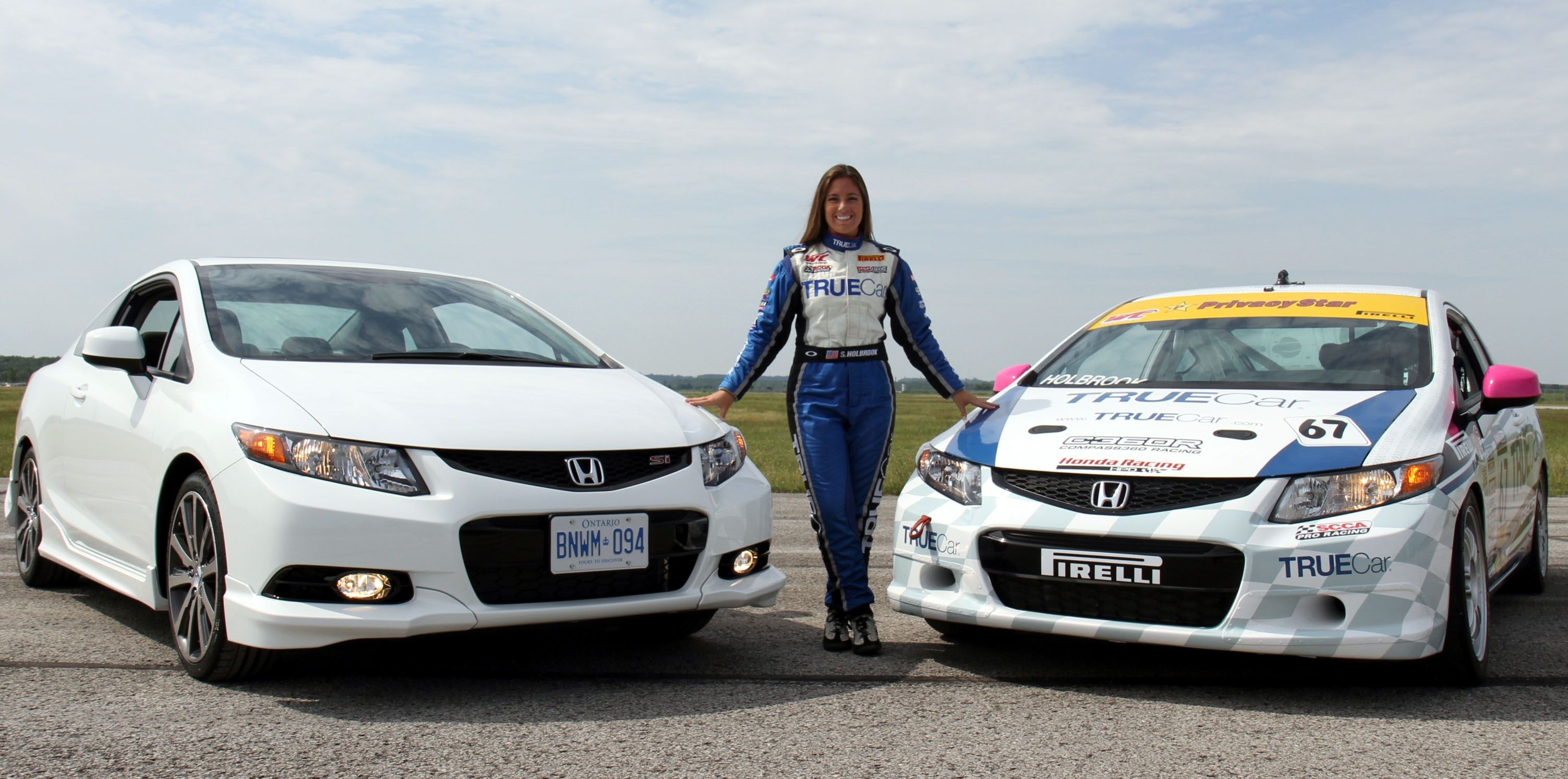 How to turn a civic into a high performance race car