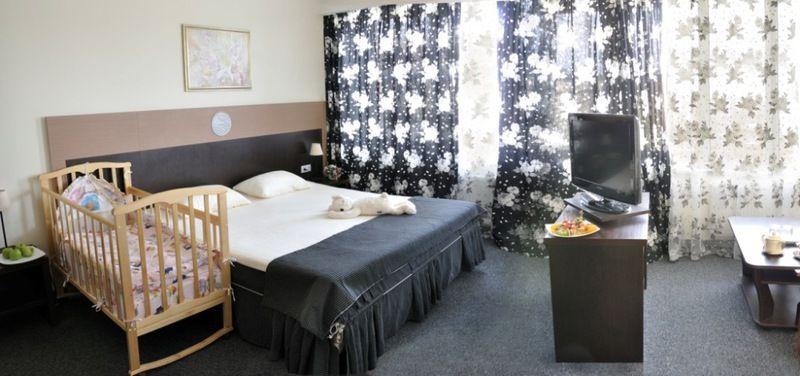 Фото номеров гостиницы «Спутник» в Санкт-Петербурге.