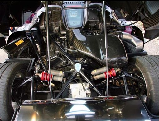 R agera engine ! Wow