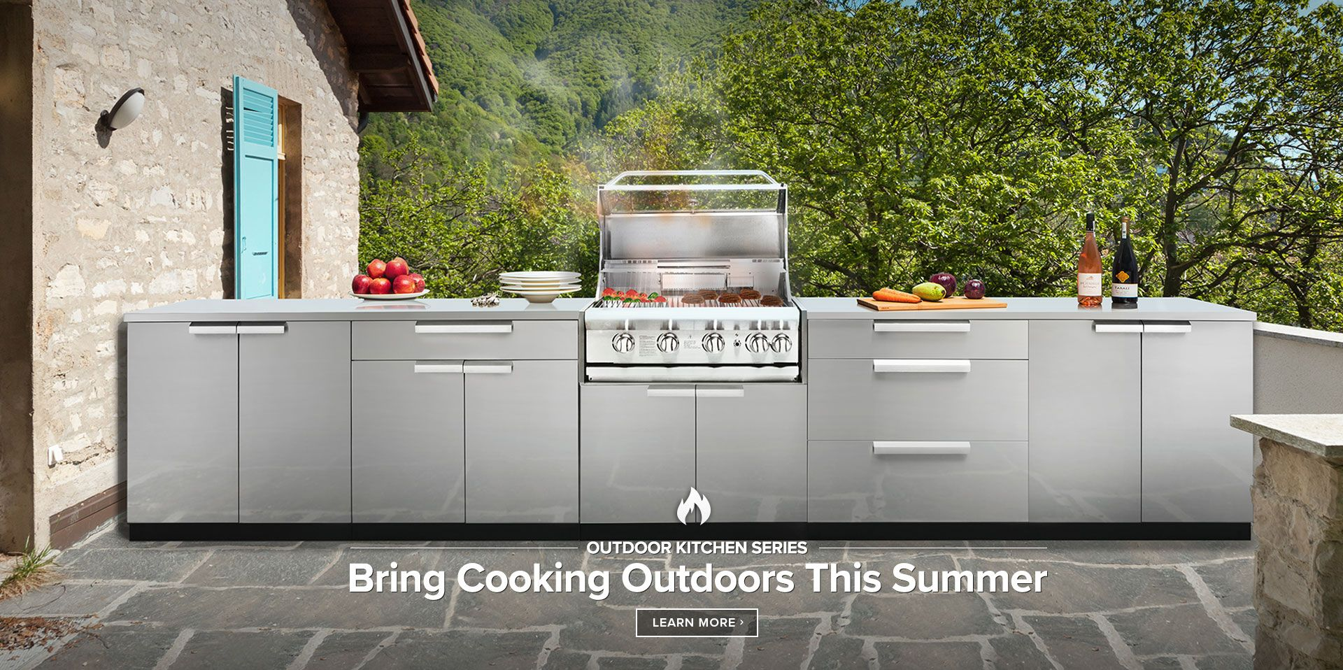 Newage Products Outdoor Kitchen Outdoor Kitchen Newage Products Wine Tasting Room