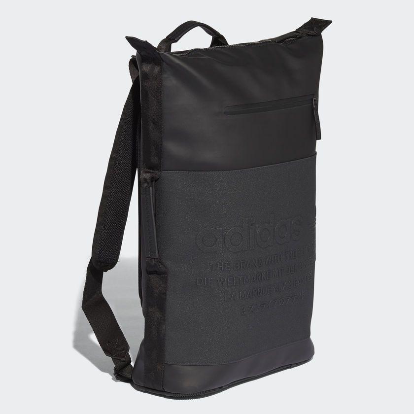 adidas NMD Rucksack - schwarz   adidas