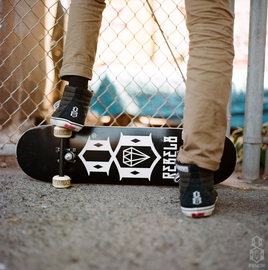 Skate shoes rebel - Rebel8