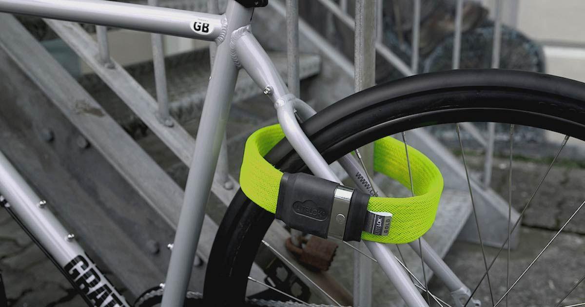 Litelok Is The World S First Lightweight Bike Lock That S