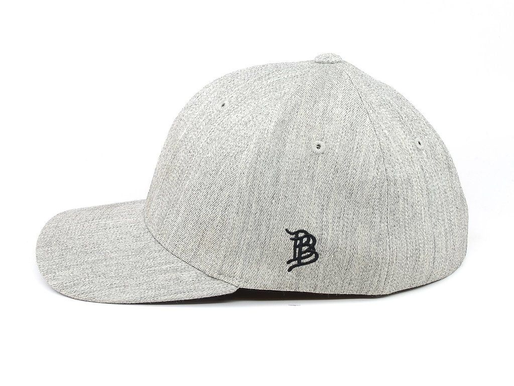c6fc269c600 Midnight Glory - Flexfit Hat - USA Black Leather Patch - Branded Bills