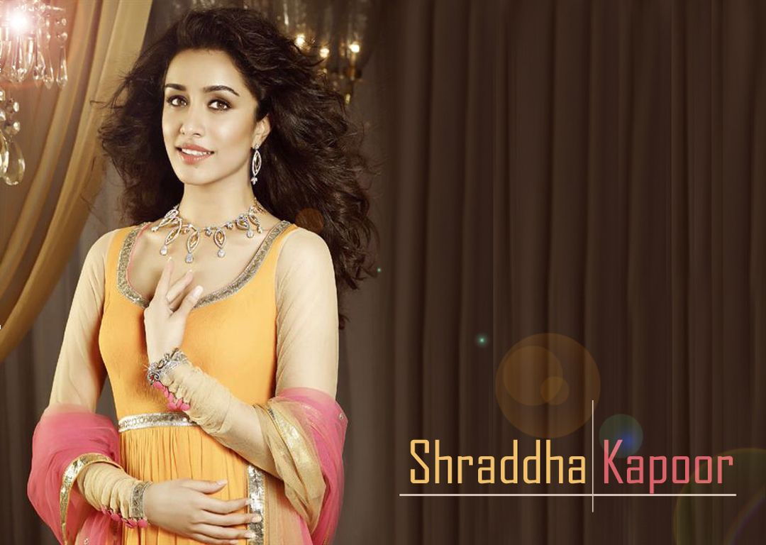 Shraddha Kapoor Wallpapers HD Wallpapers