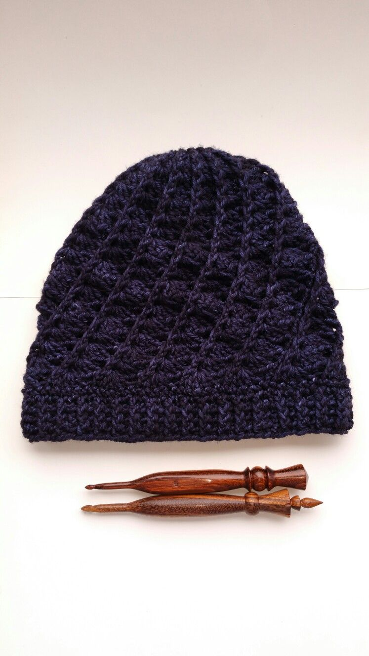 Divine Hat pattern Yarn used Malabrigo Rios in the color Paris Nights  crochet hooks used for this project size 6MM   5MM both by Bqueen Collection 607b1e0281d