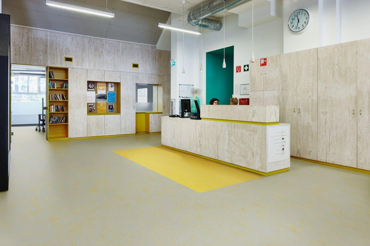 Marmoleum by Forbo Flooring Natural linoleum flooring