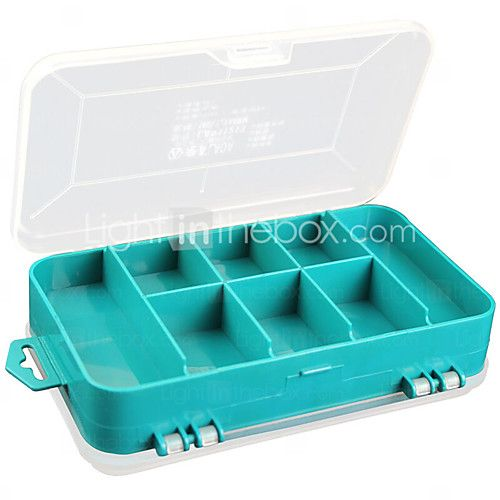 Durable Parts Box Double Electronic Components Boxes Plastic Toolbox 2016 - $13.99