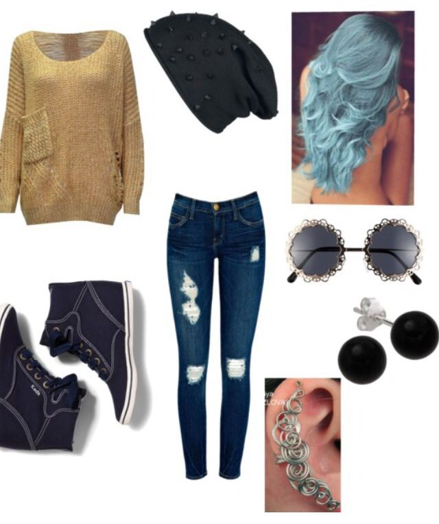 oversized sweaters are my fave | My Creations. | Pinterest