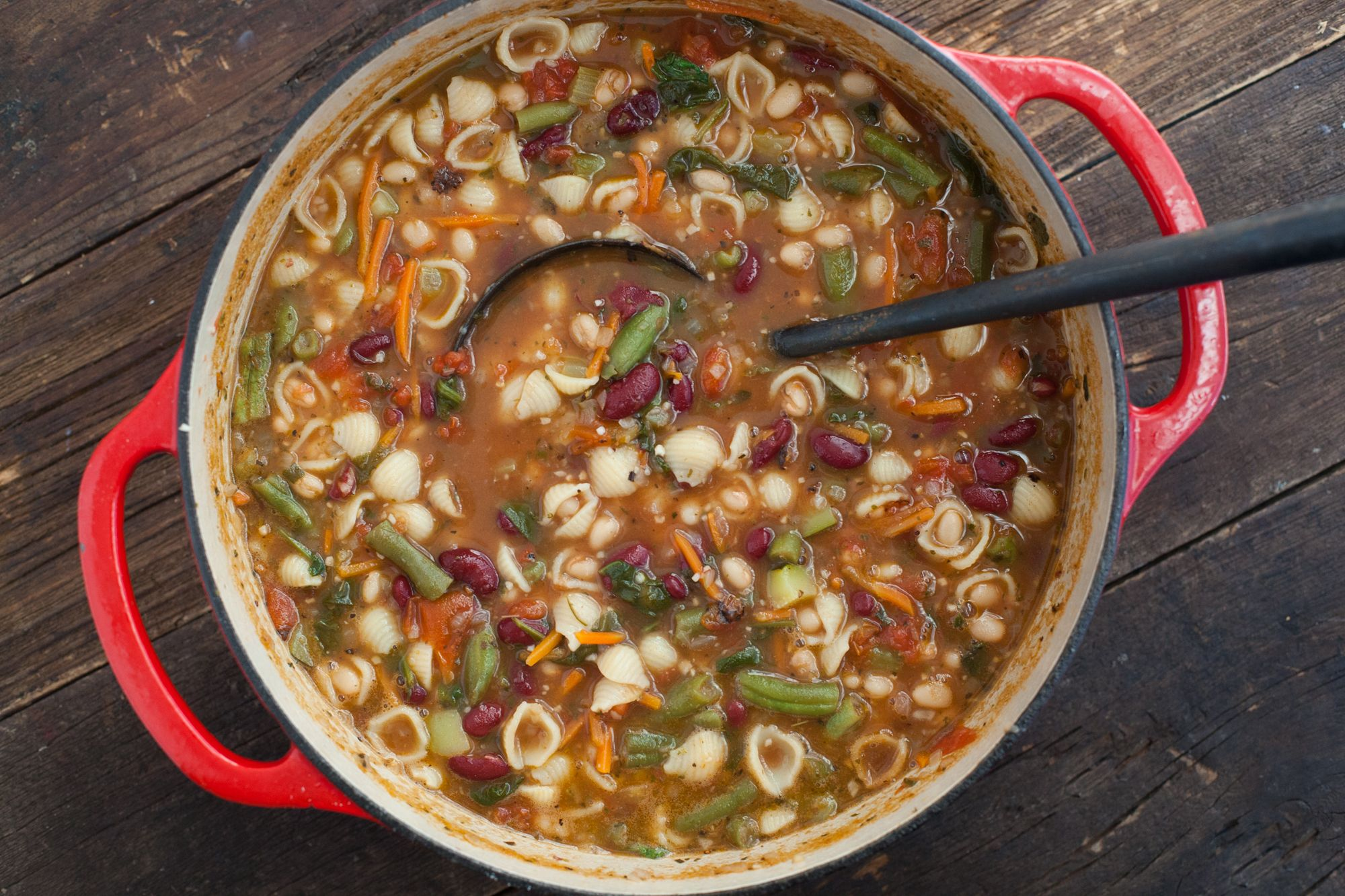 Olive Garden Minestrone Soup Recipe Genius Kitchen