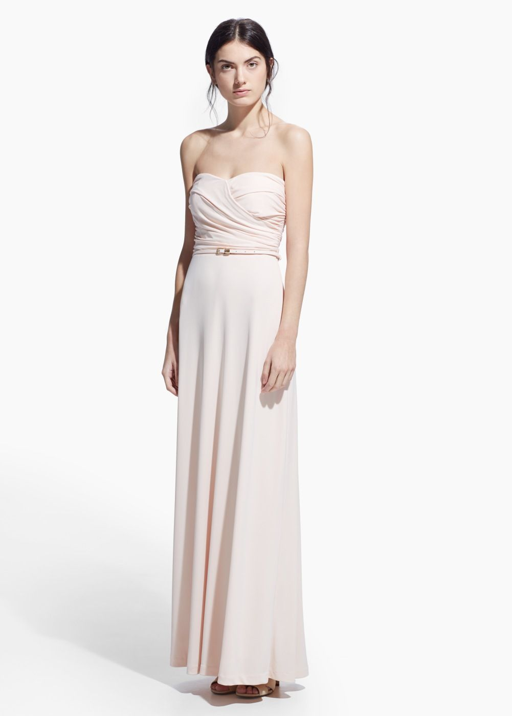 Draped gown $149