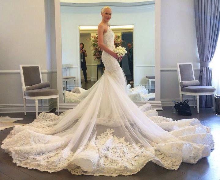 Romona Keveza wedding dress | Say yes to the dress | Pinterest ...