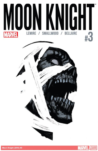 The Best Comic Book Covers Of June 2016 Moon Knight Moon Knight 2016 Knight