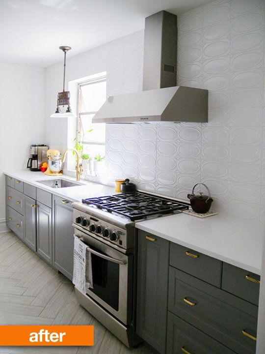 Before After A Brooklyn Kitchen Lightens Up Kitchen Design And Best Brooklyn Kitchen Design