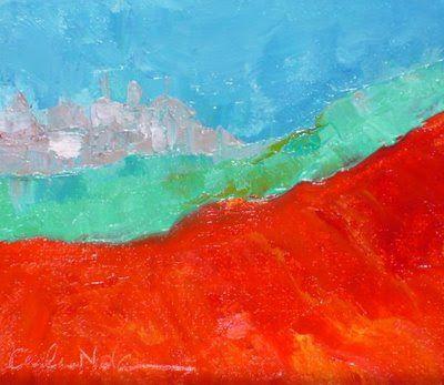 Karla Nolan Fine Art: April 2009