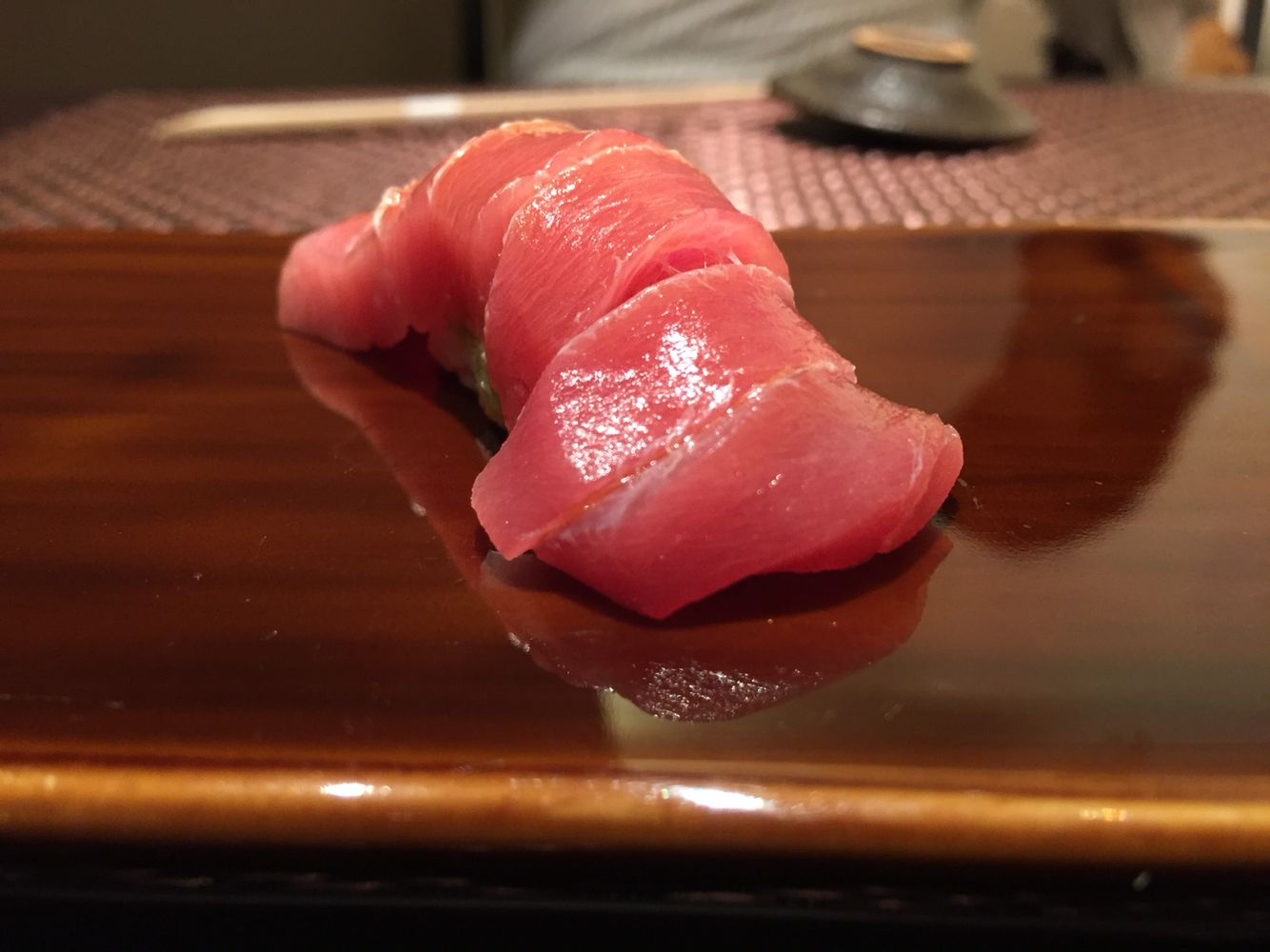 Ebisu, Sushi.