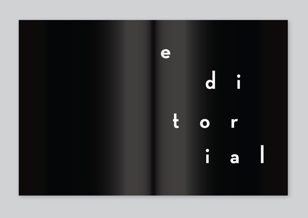 PHILOSOPHY MAGAZINE N°1 on Editorial Design Served