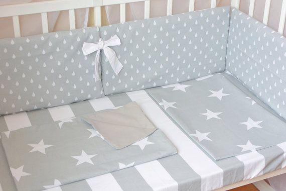 Lecho Del Bebe Juego Protector De Cuna Hoja De Por Babycodesign Baby Bedding Sets Baby Bed Bed