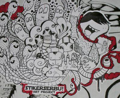 2009 April Archive - Tembokbomber | Indonesia Urban Art Community