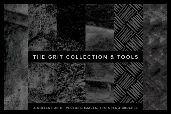 The Grit Collection & Tools - The Grit Collection & Tools is one of our most advanced and creative stock pr...