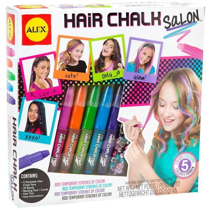 Hair chalk salon | Products | Pinterest | Kit und Salon