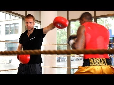 How to Build an Advanced Combination   Boxing Lessons