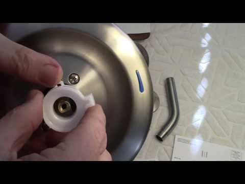 How To Fix A Leaky Moen Shower Valve For Free Youtube Moen